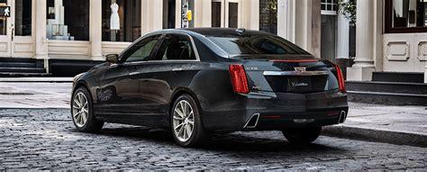 2018 Cadillac Cts Sedan  Gm Fleet