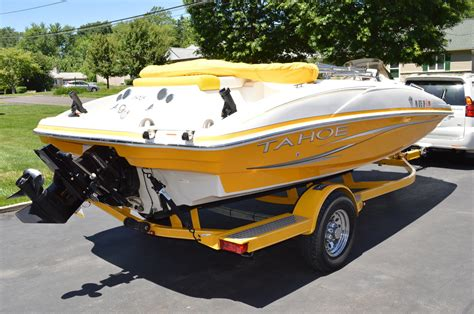 Tahoe Boats Austin by New And Used Pontoon And Deck Tahoe Boats For Sale On