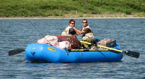 Round Rubber Boat by Round Boats Best Types Of Round Boats For Fishing And