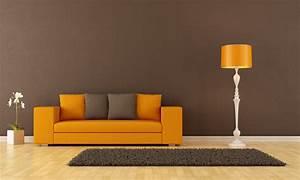 Welche Wandfarbe Passt : oranges sofa welche wandfarbe passt die besten idee ~ Markanthonyermac.com Haus und Dekorationen