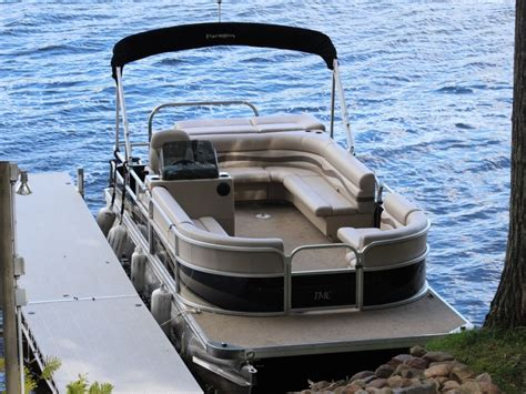 Used Pontoons Mn by Tmc Inc Pontoons Boats Wisconsin Minnesota