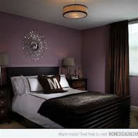 purple chocolate brown decor home brown