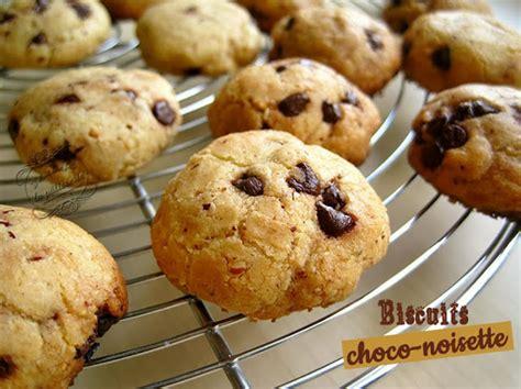 biscuits choco noisettes il 233 tait une fois la p 226 tisserie