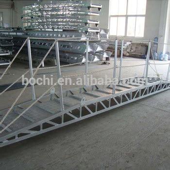 Round Boat Canada by Round Aluminum Handrail Boat Gangway Buy Boat Gangway