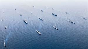 US, Korea Navy Ships Sail Together in Largest Ever Joint ...