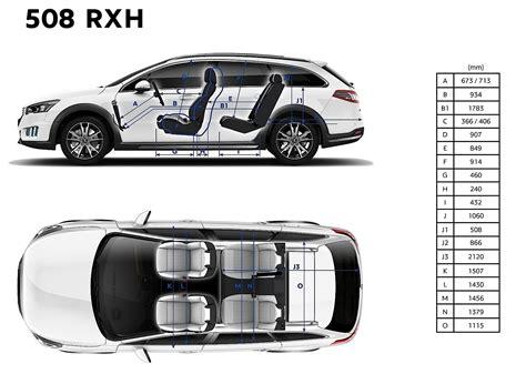 peugeot 508 rxh specs 2014 2015 2016 2017 autoevolution
