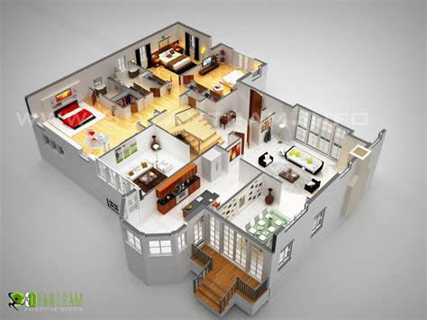 tiny house floor plans small residential unit 3d floor laxurious residential 3d floor plan sims