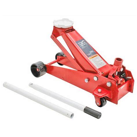 floor service 2 25 ton capacity sunex tools 6612ups