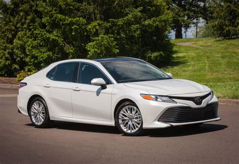 Car Pro 2018 Toyota Camry Xle Test Drive