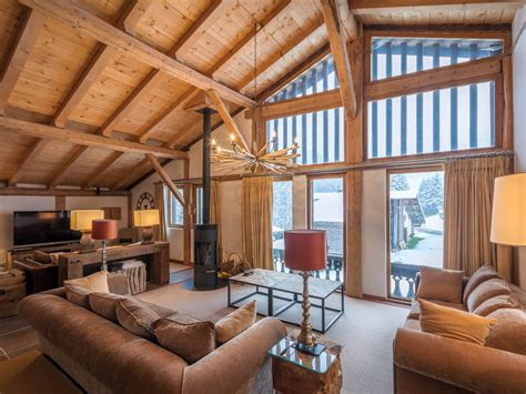 stunning luxury ski chalet in les gets homeaway les gets