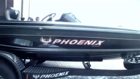 Phoenix Bass Boats Youtube by Rc Cooper Meets With Phoenix Boats Youtube