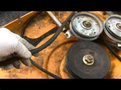 electric clutch adjusting and troubleshooting for lawn