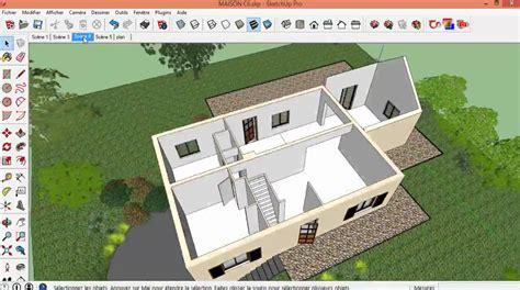 dessiner sa maison 0 tuto gratuit dessiner sa maison avec sketchup avec lertloy