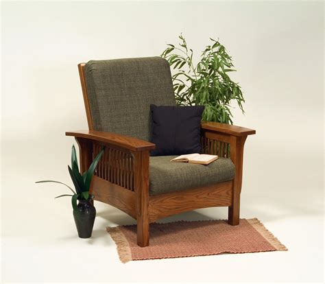 amish mission morris chair