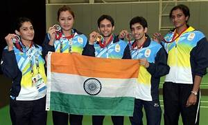 Final list of Indian medal winners at the Commonwealth ...