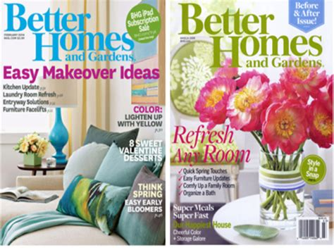 Better Homes And Gardens Magazine Subscription free subscription to better homes and gardens magazine w