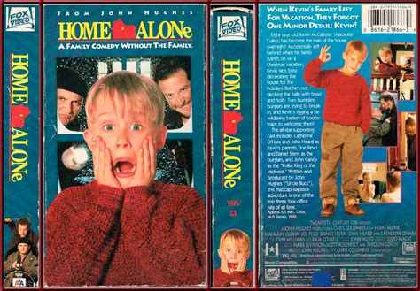 20 Years Before 2000 Home Alone 1991 Vhs Release