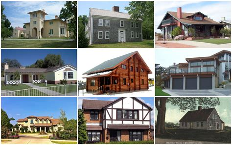 Different Home Styles And Their Characteristics Part 2