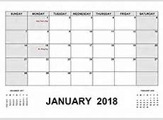 Free Printable 2018 South Africa Calendar Templates with