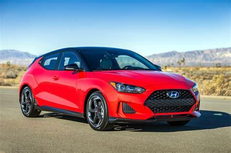 Refreshing Or Revolting 2019 Hyundai Veloster  Motor Trend