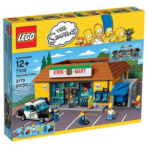 Amazoncom LEGO Simpsons 71016 the KwikEMart Building