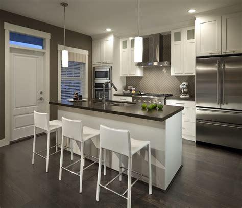 modern kitchen design with cabinets 2016 trendy wn苹trzarskie modna kuchnia 2016 inspiruj艱ce