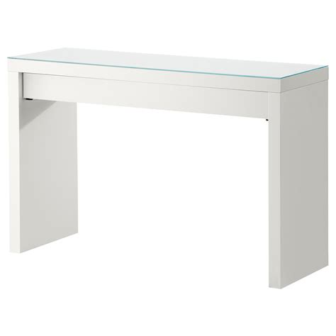 Malm Dressing Table White 120x41 Cm  Ikea. Wall Desk Ideas. Sauder Storage Desk. Oak Farmhouse Table. Counter Desk. Table Top Drafting Table. End Table On Wheels. Ipad Stands For Desk. Dining Table 4 Chairs