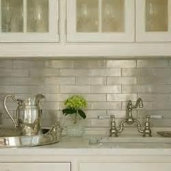 iridescent kitchen backsplash design decor photos