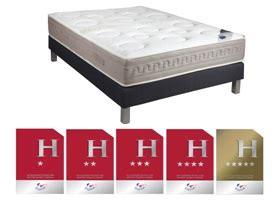literie hotel lit rond fr fabricant de literie h 244 tel pour collectivit 233 s et particuliers