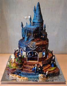 harry potter cake harry potter castle cake homeade gifts decorations