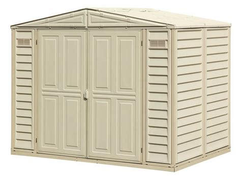 arrow 8x6 newburgh steel storage shed kit nw86