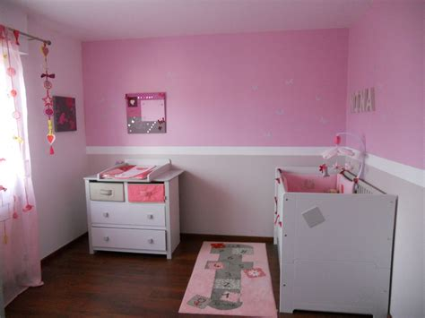 idee deco chambre bebe peinture