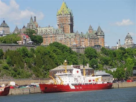 Boat Tour Quebec by From The Boat Tour Foto Di Qu 233 Bec Citt 224 Qu 233 Bec
