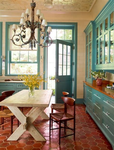 Best Color For Kitchen Cabinets 2014 by Rust Coral Amp Orange Fall Inspired Rooms Day 4 Loving