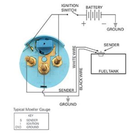 Boat Gas Gauge Sending Unit by Electric Fuel Gauge Wiring 26 Wiring Diagram Images