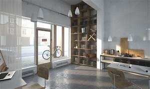 Kleine Küche Mit Schräge : kleine wohnung 5 einrichtungsideen tipps ~ Markanthonyermac.com Haus und Dekorationen