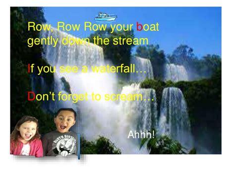 Row Row Row Your Boat Lyrics Polar Bear by Row Your Boat By Room 10