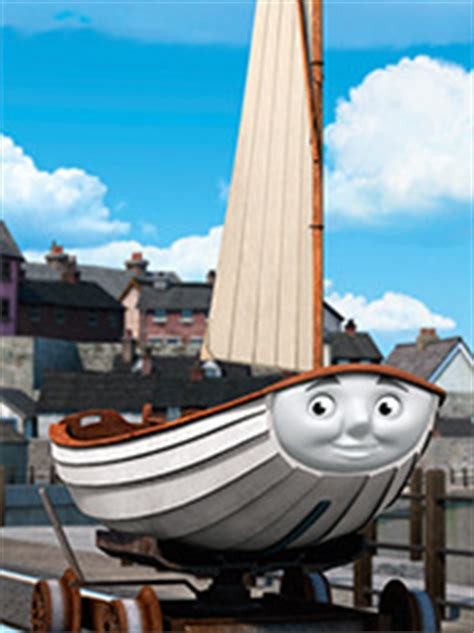 Skiff Thomas The Tank Engine by Thomas The Tank Engine Characters Tv Tropes