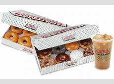 Groupon $20 Krispy Kreme Donuts voucher only $10