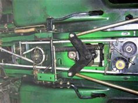 deere oem replacement mower deck shell gt242 gt262 and gt275 rungreen deere