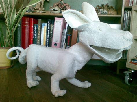 buddy ma premi 232 re sculpture en papier m 226 ch 233 canisart cr 233 atures de l 233 trange