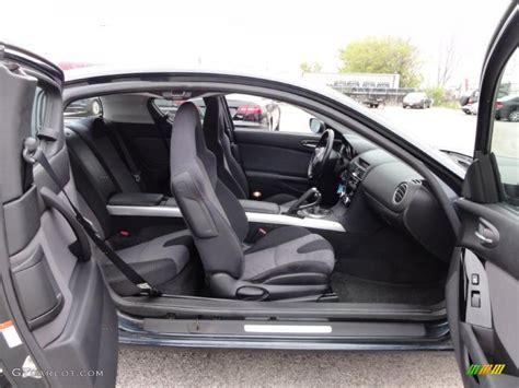 2004 mazda rx8 interior black chapparal interior 2004 mazda rx 8 standard rx 8