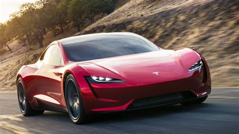 Tesla Roadster In Pictures Elon Musk's Surprise Package