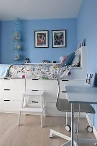 Ikea Möbel Betten : hochbett selber bauen mit ikea m beln betten mit stauraum ~ Markanthonyermac.com Haus und Dekorationen