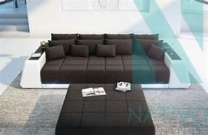 Sofa Designer Marken : edles ledersofa big sofa vice bei nativo m bel schweiz g nstig kaufen ~ Whattoseeinmadrid.com Haus und Dekorationen
