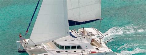 Hobie Catamaran Hire Sydney by Ozcat 45 Luxury Catamaran Smart Cruiser Sydney