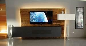 Fernseher Verstecken Möbel : tv m bel fernsehschrank von der schreinerei im eichenhaus ~ Markanthonyermac.com Haus und Dekorationen