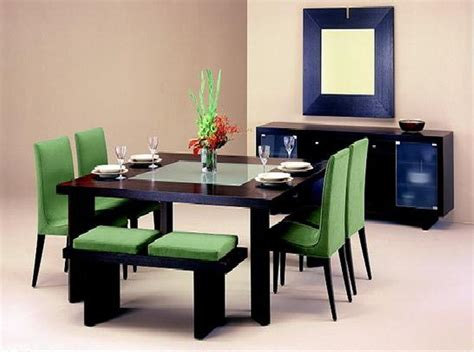 small room design modern dining room sets small spaces