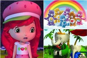 Children's TV shows - see how much your favourite ...