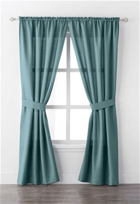 Window Curtains Walmartca by Mainstays 84 Quot Rod Pocket Window Curtain Drapery